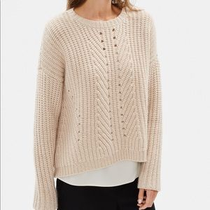 Eileen Fisher Lofty Recycled Cashmere Sweater